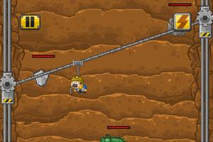《矿井大作战》游戏画面1