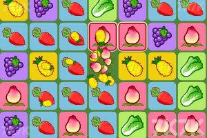 《消灭果蔬》游戏画面2