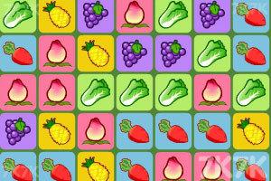 《消灭果蔬》游戏画面1
