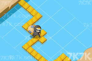 《小偷快跑》游戏画面3