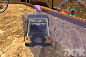 《3D吉普车停靠》游戏画面2
