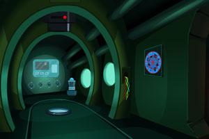 《事故潜艇逃生》游戏画面1