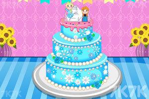 生日蛋糕挑战