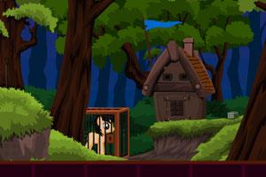 《救出笼中的小马》游戏画面1