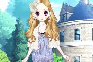 《森迪公主去跳舞》游戏画面2