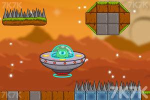 《外星小怪大逃亡》游戏画面7