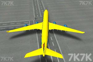 《3D客机停靠》游戏画面3
