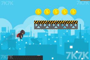 《小忍者抢作业》游戏画面2