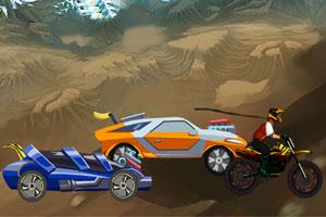 汽车VS摩托车