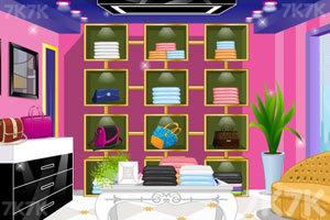 《你的漂亮换衣间》游戏画面2