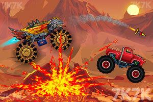 《狂野四驱车竞赛2》游戏画面1