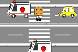 《张小盒过马路》游戏画面1