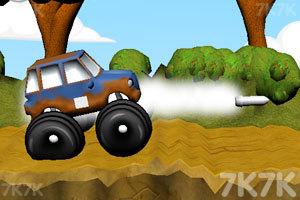 《越野攀岩车》游戏画面2