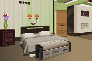 《逃出豪华卧室》游戏画面1