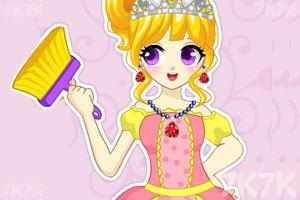 《打扫公主闺房2》游戏画面1