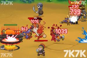 《骑士神话2中文无敌版》游戏画面2