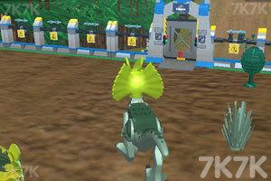 《乐高侏罗纪世界》游戏画面2