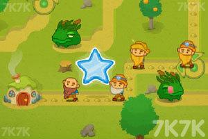 《小矮人回家遇险记》游戏画面5