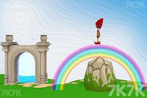 《抓住彩虹的女孩》游戏画面3