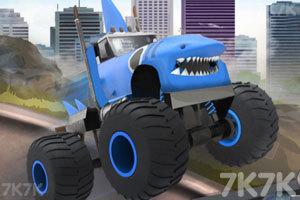 《兽性卡车赛》游戏画面1