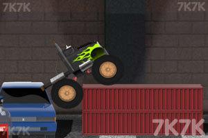《兽性卡车赛》游戏画面3