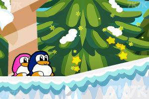 《企鹅爱吃鱼3新大陆》游戏画面2