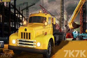 《城市货车驾驶》游戏画面1