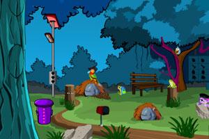 《鹦鹉逃出大公园》游戏画面1
