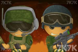 《英雄之战》游戏画面1