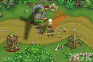 《英雄之战》游戏画面3
