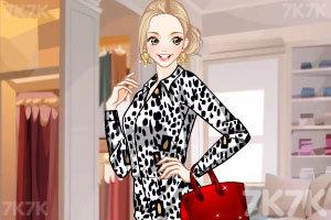 《时尚的豹纹》游戏画面3