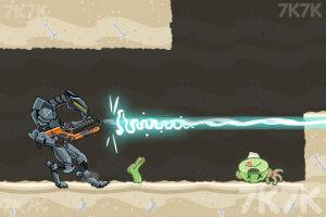 《机器侠新试炼》游戏画面1