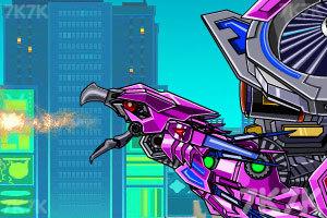 《组装机械雄鹰》游戏画面3