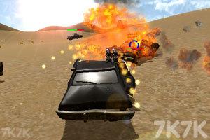 《沙漠死亡飞车》游戏画面4