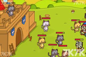 《猫咪背水一战中文版》游戏画面3