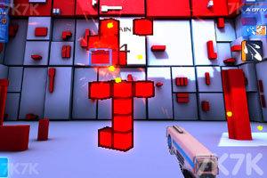 《雷速激光枪》游戏画面1