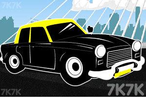 《孟买出租车》游戏画面1
