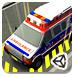 3D救护车停靠