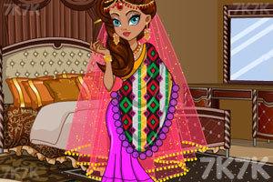 《漂亮的印度服饰》截图2