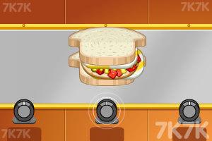 《老爹三明治店中文版》游戏画面10