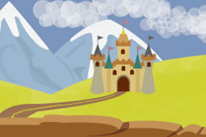 《逃出简陋的城堡》游戏画面1