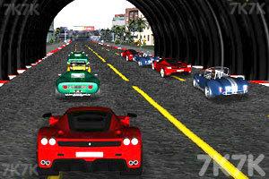 《黄金海岸赛车2》游戏画面2