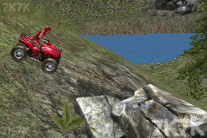 《极限四驱车挑战赛》游戏画面2