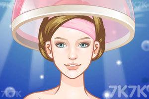 《人鱼公主新发型》游戏画面3