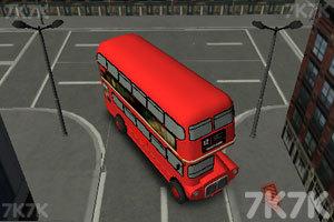 《伦敦双层巴士停车》截图3