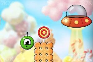 《外星人玩转糖果世界》游戏画面5
