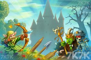 《皇城护卫队3》游戏画面1