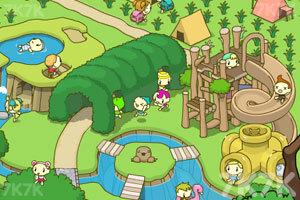 《奇思妙想之我的樂園》游戲畫面5