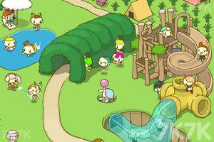 《奇思妙想之我的樂園》游戲畫面3