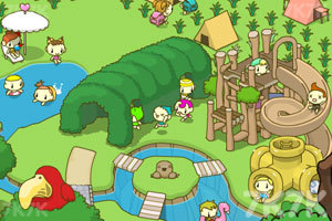 《奇思妙想之我的樂園》游戲畫面7